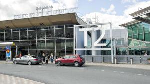 Helsinki-Vantaan lentokentän terminaali  2.
