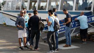 mahindra intialaiset turistit saimaa lappeenranta
