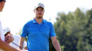Golfari Tuomas Salminen