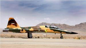 Iranin puolustuministeriön jakamassa kuvassa Kowsar-hävittäjää esiteltiin 21. elokuuta.
