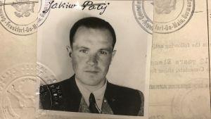 Jakiw Palijin viisumi.