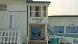 Järvikunnan koulu.