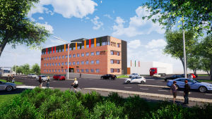 GreenStar Hotel rakentaa Vaasaan uuden hotellin.