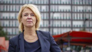 Kilpailu- ja kuluttajaviraston pääjohtaja Kirsi Leivo.