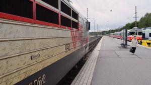 VR juna train intercity helsinki