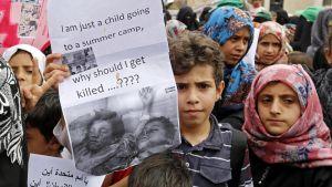 mielenosoitus jemenissä