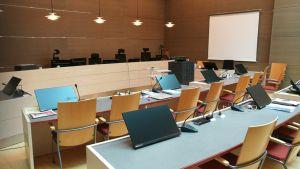 kouvola käräjäoikeus istuntosali 5