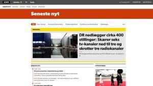 Kuva Danmarks Radion kotisivuilta.