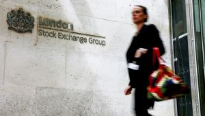 Lontoo pörssi