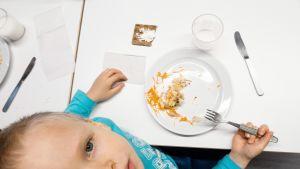 Esikoulu kouluruoka lapsi lapset ravinto ruokailu