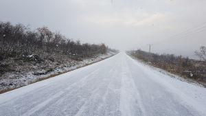 Ensilumi Kilpisjärvi