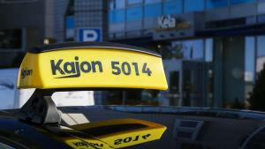 Kajon taksi