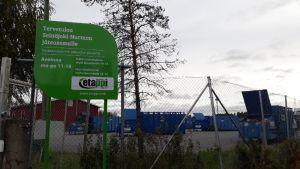 Seinäjoki-Nurmon jäteasema, Lakeuden Etappi