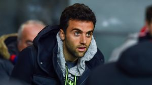 Giuseppe Rossi kuvassa