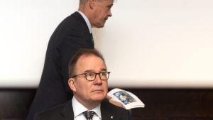 Supon päällikkö Antti Pelttari.