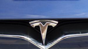 Teslan logo