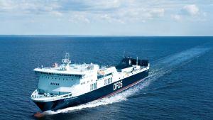 Regina Seaways -laiva.