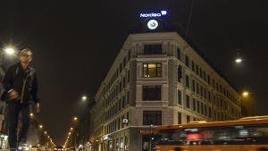 Nordean pankki Kööpenhaminassa.