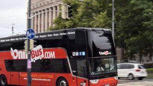 Onnibus Mannerheimintie Helsinki