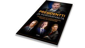 Presidentti ja porvarivalta -kirjan kansi