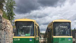 Tampereelle on suunniteltu ratikkaa