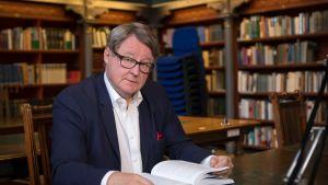 Allan Tiitta, dosentti, Helsingin yliopisto
