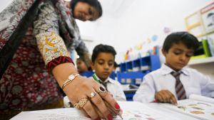 Pakistanilainen koulu