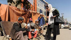Afganistanin vaalikampanja
