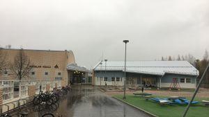 Ahtialan koulu syksyllä 2018