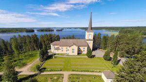Pielaveden kirkko täyttää 140 vuotta vuonna 2018.