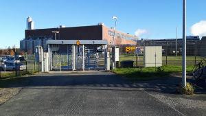 Stora Enson Veitsiluodon tehtaan henkilöstöportti.