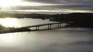 Saaristokadun silta Kuopiossa.
