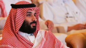 Kruununprinssi Mohammed bin Salman
