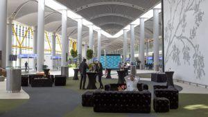 istanbul uusi lentoasema terminaali