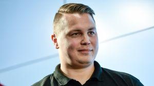 BC Nokian valmentaja Ville Tuominen