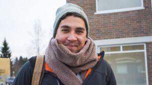 Ecoland Finland Kaavi kiinteistöosakeyhtiön toimitusjohtaja Jonatan Orlev.