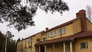 Ritamäen koulu Lapualla.