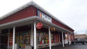 Merikarvia K-market kauppa
