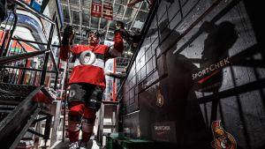 Ryan Dzingel, Ottawa Senators