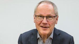 Kanta-Hämeen sairaanhoitopiirin johtaja Hannu Juvonen
