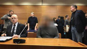 Tesoman surman oikeudenkäynti Tampereella