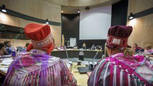 Saamelaiskäräjien täysistunto