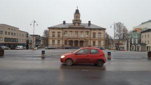 Pietarsaari oli ilman valoja