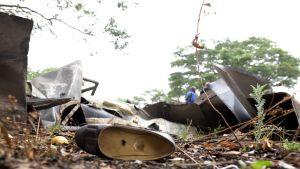 Tuhoisan onnettomuuden uhriluvun uskotaan vielä kasvavan.