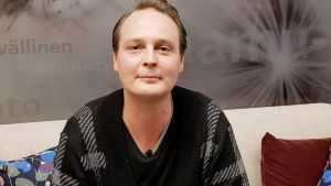 Kirjailija Tuomas Vimma