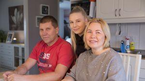 Venäläisen perhe