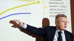Elinkeinoelämän keskusliiton toimitusjohtaja Jyri Häkämies