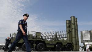 Venäjä ohjukset