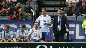 Suomi salibandyn MM-kisoissa.