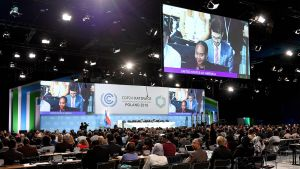 YK:n ympäristökokous käynnistyi sunnuntaina Puolan Katowicessa, virallinen avajaistilaisuus on maanantaina.
